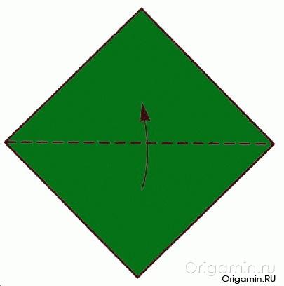 базовые формы оригами