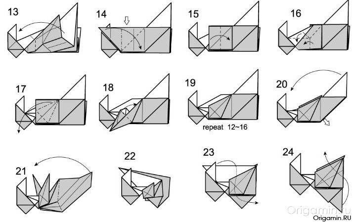 как сделать простую коробочку