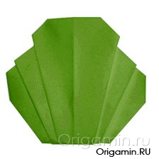 оригами овощи из бумаги
