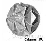 оригами трансформер из бумаги
