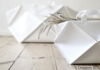 Оригами сумки Omni