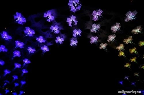 Оригами-медузы