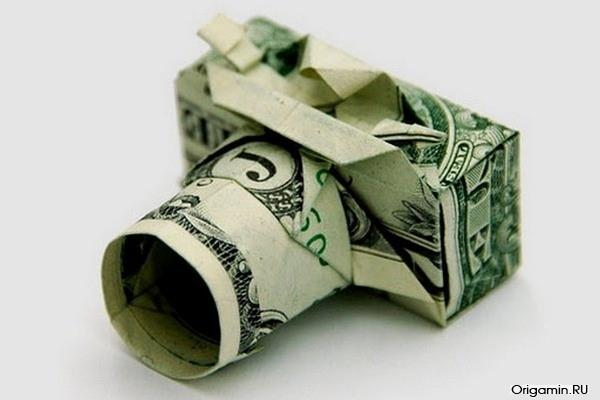 Moneygami: подарок со смыслом